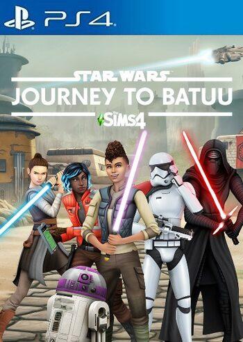 The Sims 4: Star Wars - Journey to Batuu (DLC) (PS4) PSN Key UNITED STATES