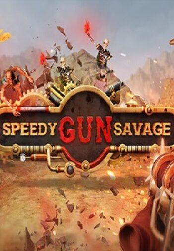 Speedy Gun Savage Steam Key GLOBAL