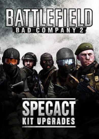 Battlefield: Bad Company 2 - SpecAct Kit Upgrades (DLC) Origin Key GLOBAL