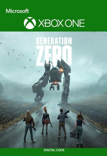 Generation Zero XBOX LIVE Key UNITED STATES