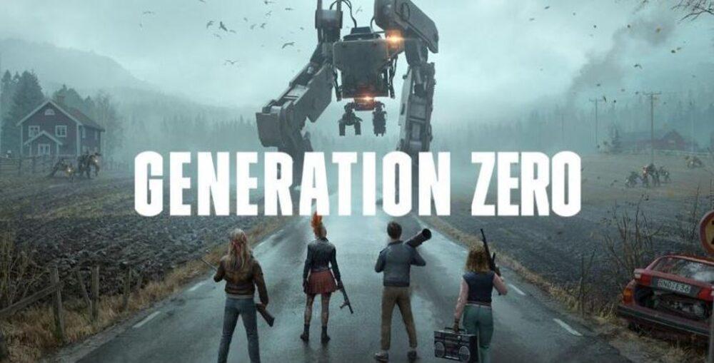 Generation Zero Steam Key GLOBAL
