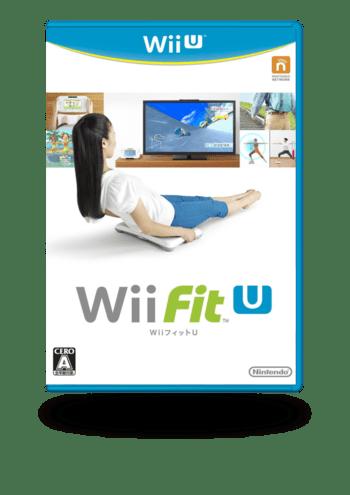 Wii Fit U - Packaged Version Wii U