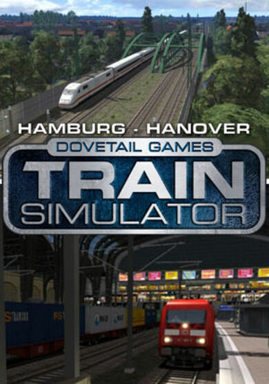 Train Simulator - Hamburg-Hanover Route Add-On (DLC) Steam Key EUROPE