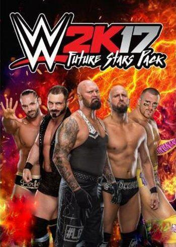 WWE 2K17 - Future Stars Pack (DLC) Steam Key GLOBAL