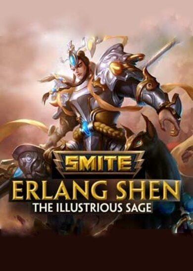 SMITE - Erlang Shen & Erlang Shen Illustrious Skin Key GLOBAL
