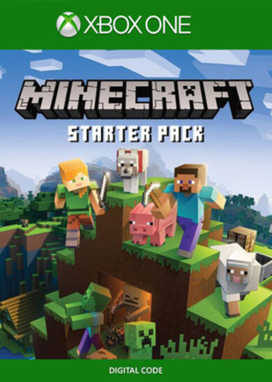 Minecraft Starter Pack (Xbox One) Xbox Live Key GLOBAL фото