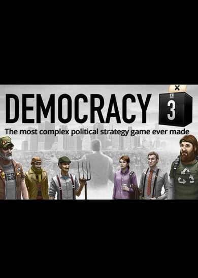 Democracy 3 Bundle GOG Key GLOBAL