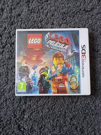 The LEGO Movie - Videogame (LEGO La Película: El Videojuego) Nintendo 3DS