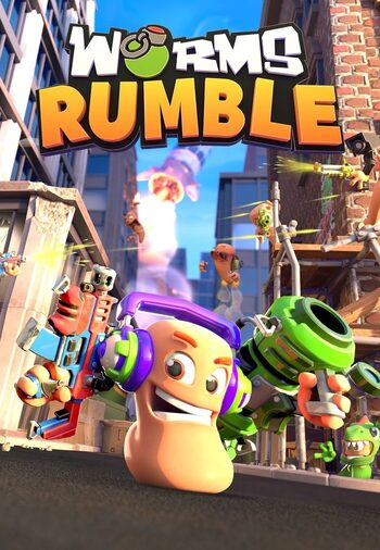 Worms Rumble Steam Key GLOBAL
