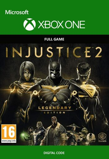 Injustice 2 (Legendary Edition) (Xbox One) Xbox Live Key UNITED STATES