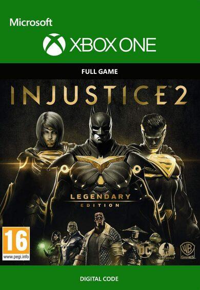 Injustice 2 (Legendary Edition) (Xbox One) Xbox Live Key UNITED STATES