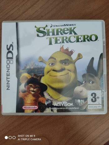 Shrek Forever After: The Game Nintendo DS