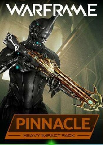 Warframe - Heavy Impact Pinnacle Pack (DLC) Steam Key GLOBAL