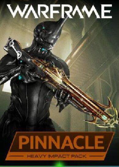 Warframe - Heavy Impact Pinnacle Pack (DLC) Steam Key GLOBAL