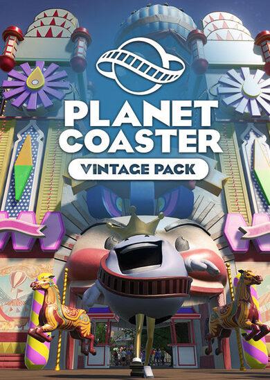 Planet Coaster - Vintage Pack (DLC) Steam Key GLOBAL