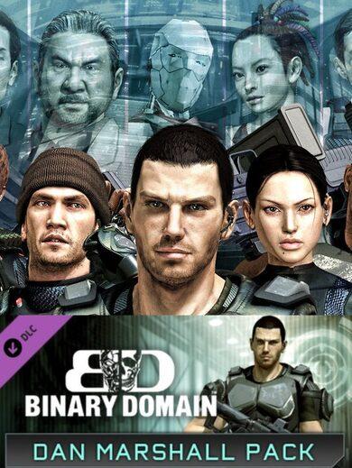 Binary Domain: Dan Marshall Pack (DLC) Steam Key GLOBAL