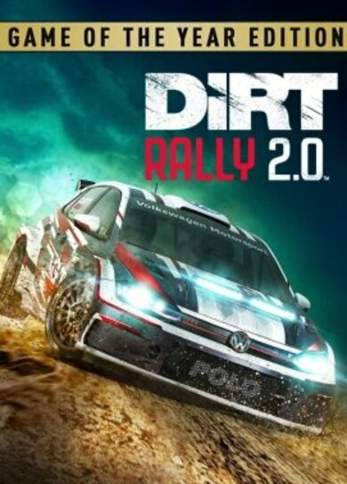 DiRT Rally 2.0 Game of the Year Edition Steam Key GLOBAL