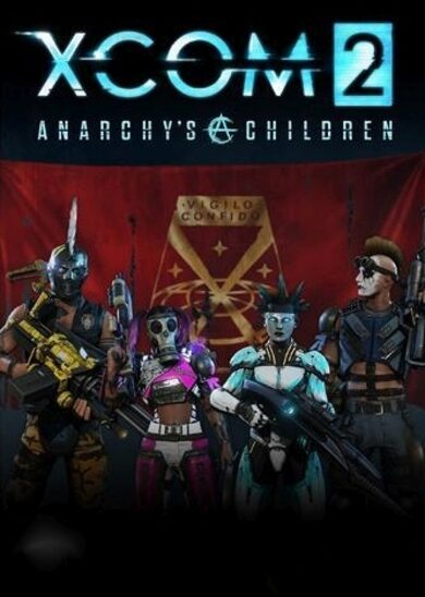XCOM 2 - Anarchy's Children Pack (DLC) Steam Key GLOBAL