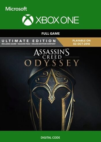Assassin's Creed: Odyssey (Ultimate Edition) (Xbox One) Xbox Live Key GLOBAL