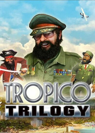 Tropico Trilogy Steam Key GLOBAL