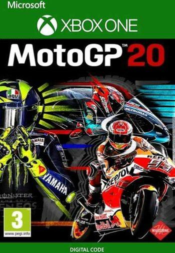 MotoGP 20 XBOX LIVE Key UNITED STATES