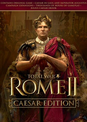 Total War: Rome II  (Caesar Edition) Steam Key EUROPE