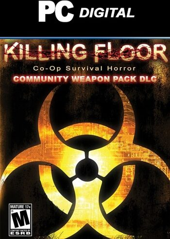 Killing Floor - Community Weapon Pack (DLC) Steam Key GLOBAL