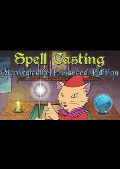 Spell Casting: Meowgically Enhanced Edition Steam Key GLOBAL