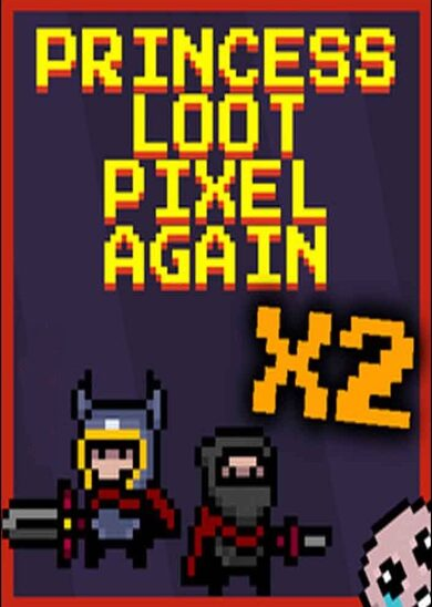Princess Loot Pixel Again x2 Steam Key GLOBAL