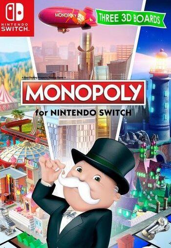Monopoly (Nintendo Switch) eShop Key EUROPE