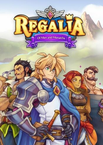 Regalia: Of Men And Monarchs Steam Key GLOBAL