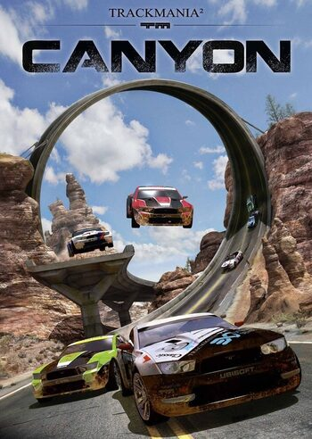 Trackmania 2 Canyon Steam Key GLOBAL