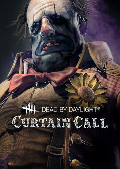 Dead by Daylight - Curtain Call Chapter (DLC) Steam Key GLOBAL