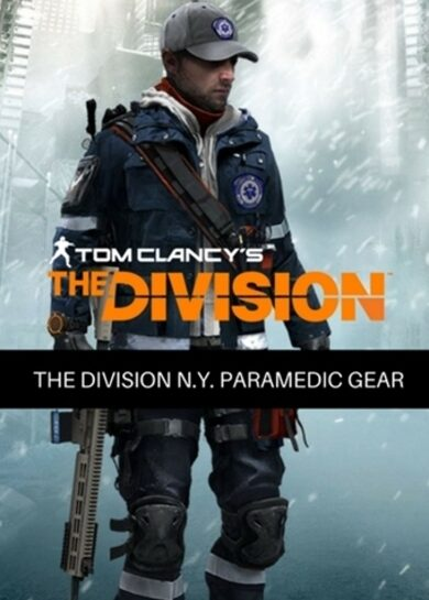 Tom Clancy's The Division - N.Y. Paramedic Gear Set (DLC) Uplay Key GLOBAL