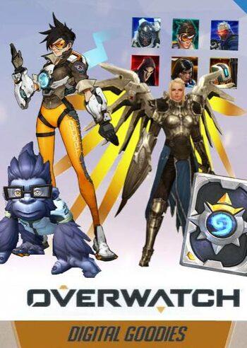 Overwatch: Origins Edition Digital Goodies (DLC) Battle.net Key GLOBAL