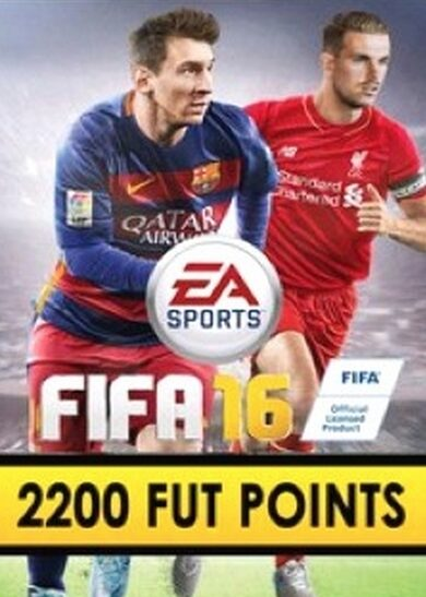 FIFA 16 - 2200 FUT Points Origin Key GLOBAL