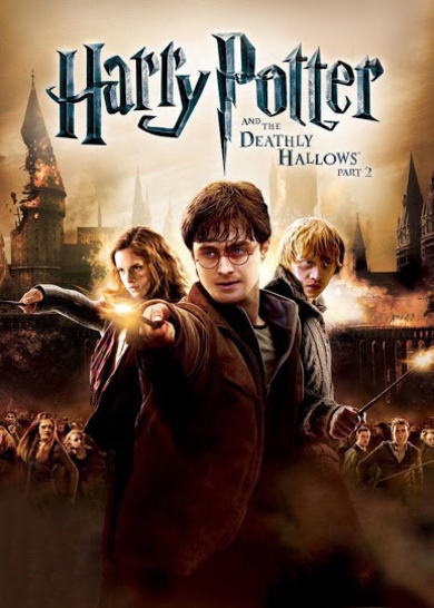 Harry Potter and the Deathly Hallows Part 2 Origin Key GLOBAL