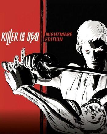 Killer is Dead (Nightmare Edition) Steam Key GLOBAL
