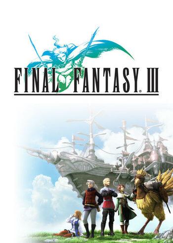 Final Fantasy III Steam Key GLOBAL