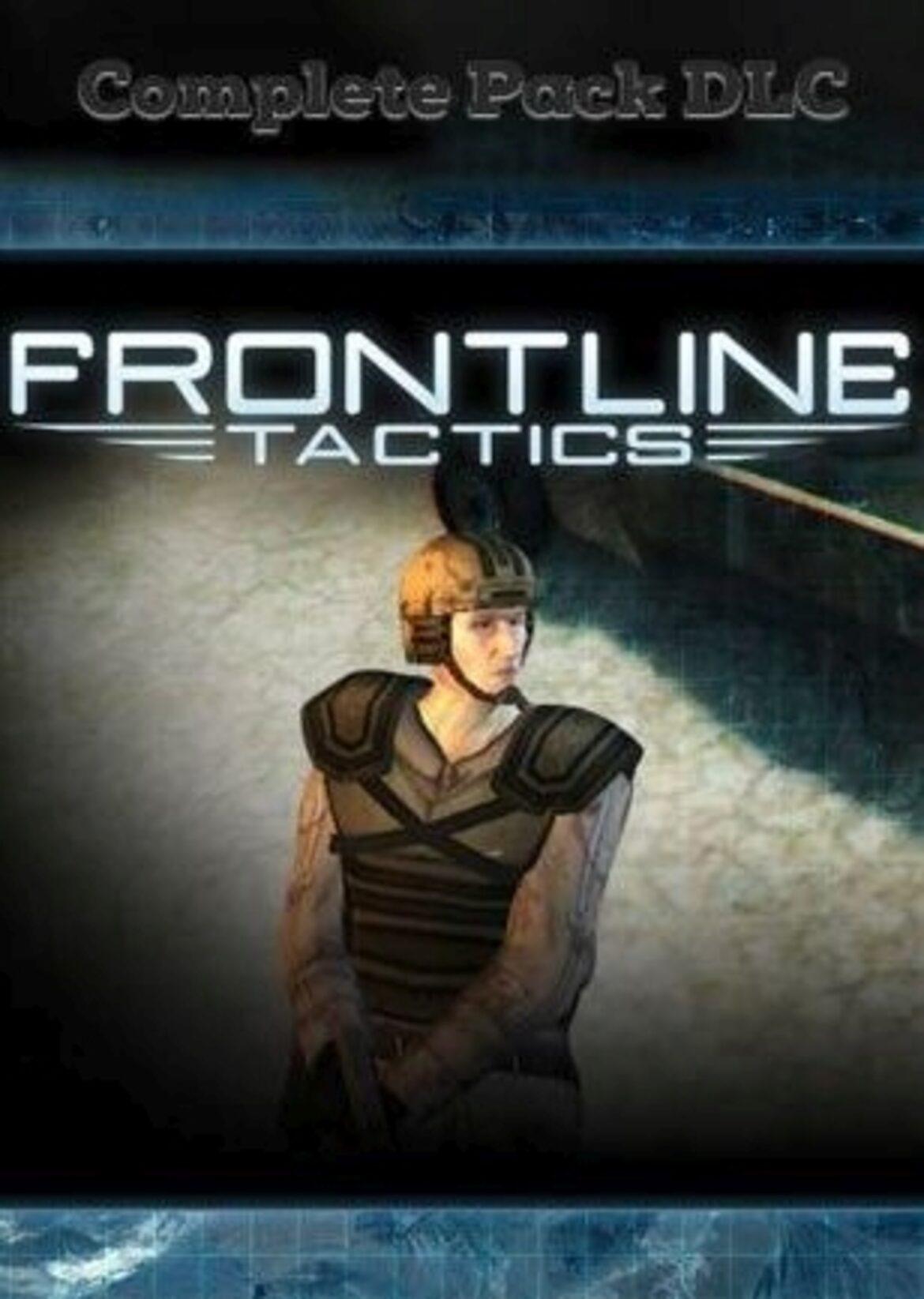 Buy Frontline Tactics Complete Pack (DLC) Steam Key GLOBAL | ENEBA