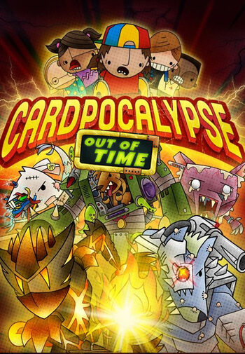 Cardpocalypse - Out of Time (DLC) Steam Key GLOBAL