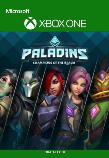 Paladins Champions Pack XBOX LIVE Key UNITED STATES