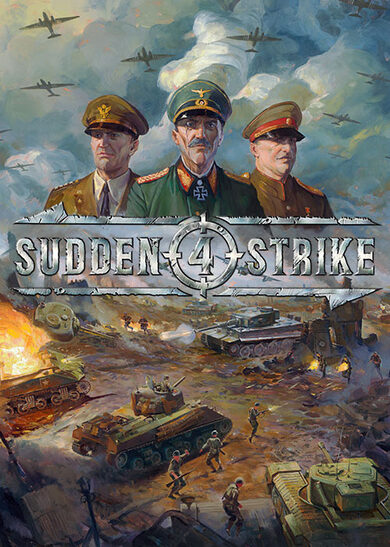 Sudden Strike 4 Day One Edition Steam Key GLOBAL