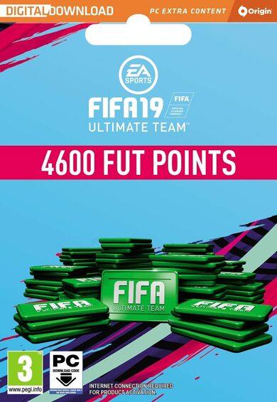 FIFA 19 - 4600 FUT Points Origin Key GLOBAL