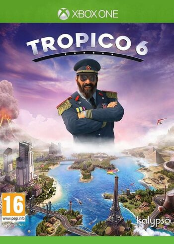 Tropico 6 (Xbox One) Xbox Live Key UNITED STATES