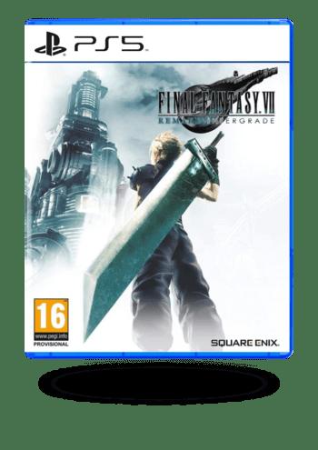 Final Fantasy VII Remake Intergrade PlayStation 5