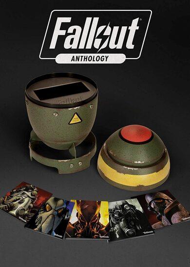 Fallout Anthology Steam Key GLOBAL