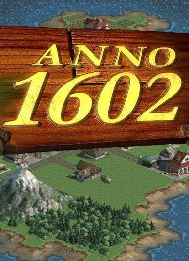 Anno 1602 A.D. GOG.com Key GLOBAL