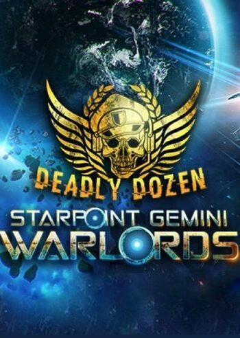 Starpoint Gemini Warlords - Deadly Dozen (DLC) Steam Key GLOBAL