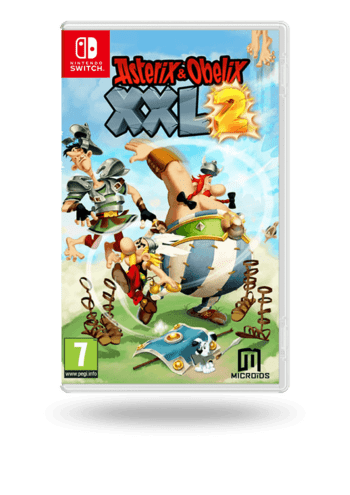 Asterix & Obelix XXL 2 Nintendo Switch